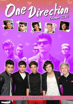 Calendário 2018 One Direction