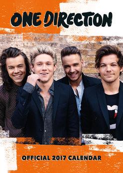 Calendário 2017 One Direction