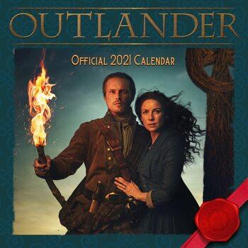 Calendário 2021 Outlander