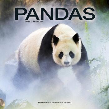 Calendário 2021 Pandas