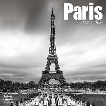 Calendário 2019  Paris