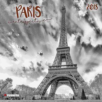 Calendário 2019  Paris Retrospective