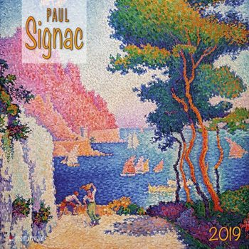 Calendário 2019  Paul Signac