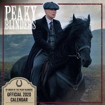 Calendário 2020  Peaky Blinders