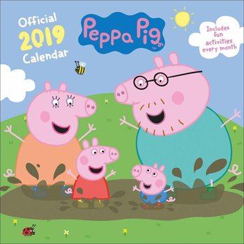 Calendário 2019  Peppa Pig