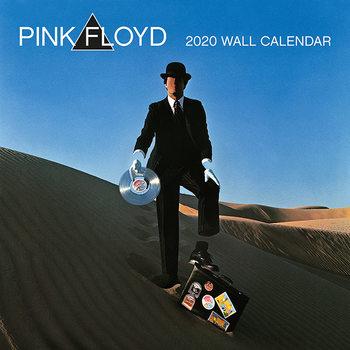 Calendário 2020  Pink Floyd