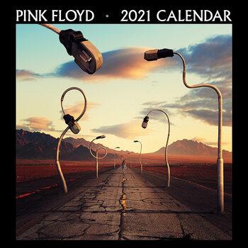 Calendário 2021 Pink Floyd