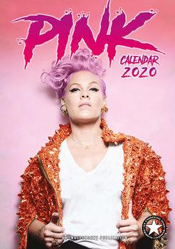 Calendário 2020  Pink