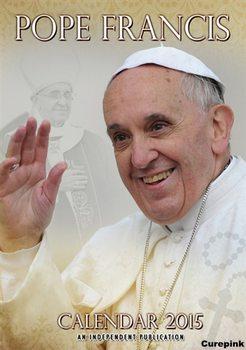 Calendário 2017 Pope Francis
