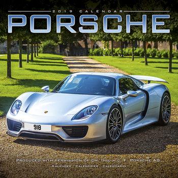 Calendário 2019  Porsche
