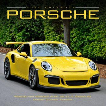 Calendário 2020  Porsche