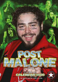 Calendário 2020  Post Malone