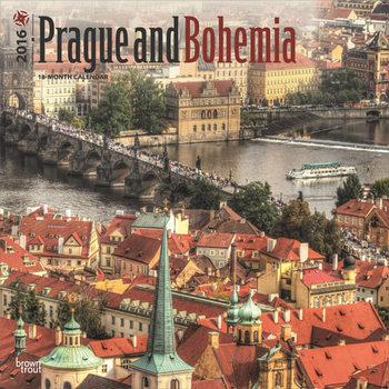 Calendário 2018  Prague and Bohemia