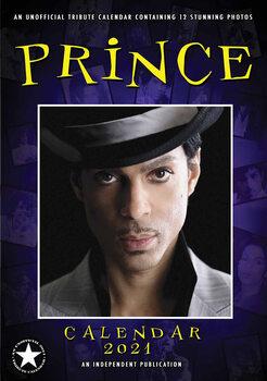 Calendário 2021 Prince