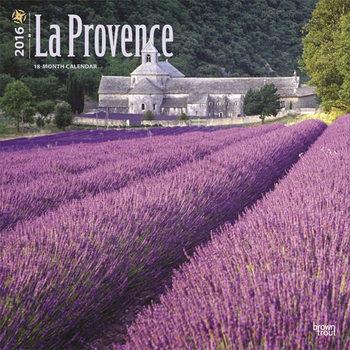Calendário 2018  Provence