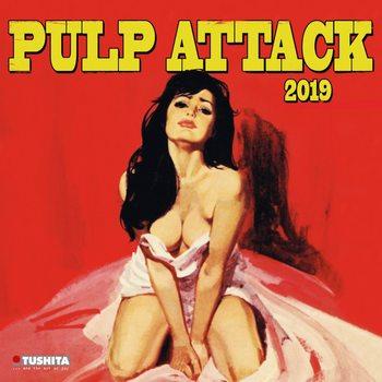 Calendário 2019  Pult Attack