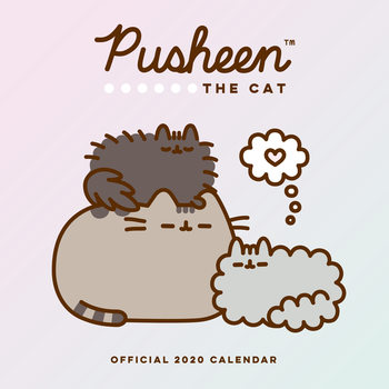 Calendário 2020  Pusheen