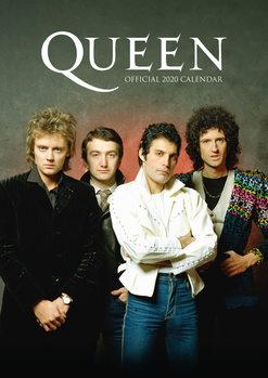 Calendário 2020  Queen