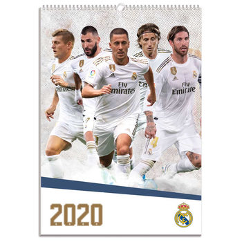 Calendário 2020  Real Madrid