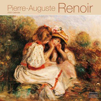Calendário 2020  Renoir