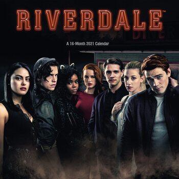 Calendário 2021 Riverdale