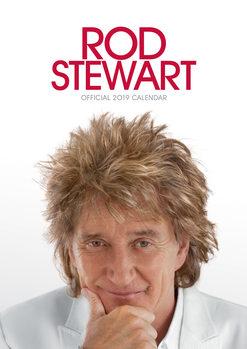 Calendário 2019  Rod Stewart