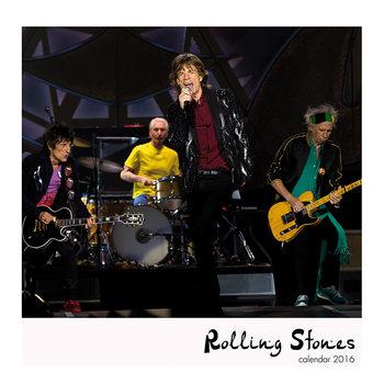 Calendário 2018  Rolling Stones