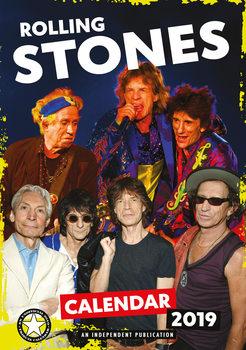 Calendário 2019  Rolling Stones