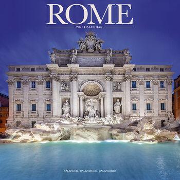 Calendário 2021 Rome