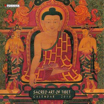 Calendário 2018 Sacred Art of Tibet
