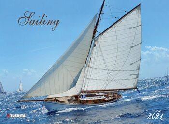 Calendário 2021 Sailing