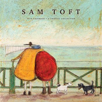 Calendário 2019  Sam Toft