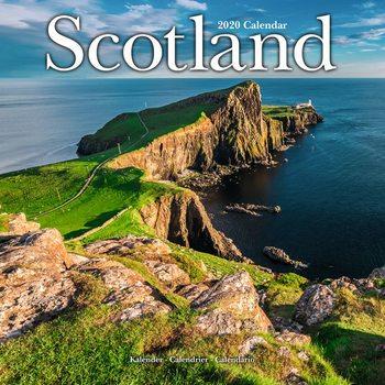 Calendário 2020  Scotland