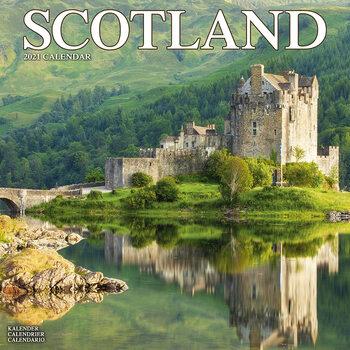 Calendário 2021 Scotland