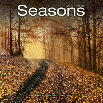 Calendário 2019  Seasons