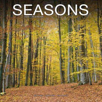 Calendário 2020  Seasons