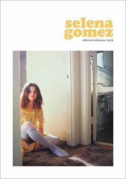 Calendário 2019  Selena Gomez