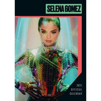 Calendário 2021 Selena Gomez