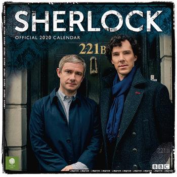 Calendário 2020  Sherlock