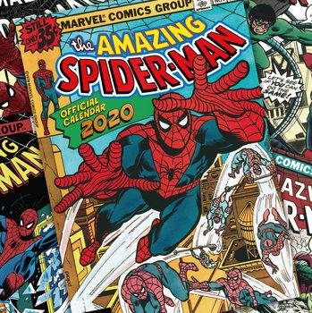 Calendário 2020  Spiderman