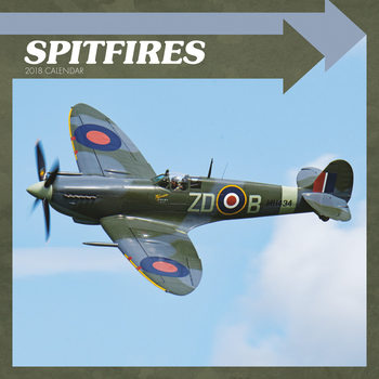 Calendário 2018 Spitfires