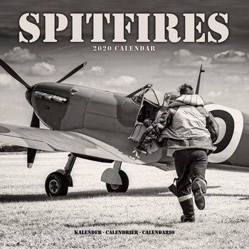 Calendário 2020  Spitfires