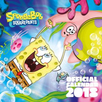Calendário 2018 SpongeBob
