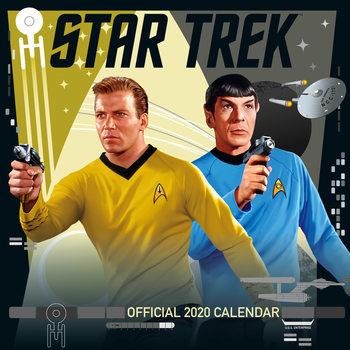 Calendário 2020  Star Trek TV Series (Classic)
