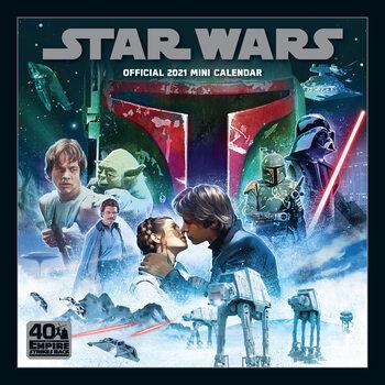 Calendário 2021 Star Wars Classic
