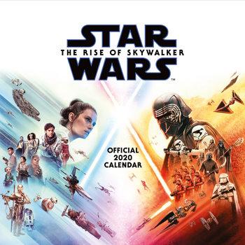 Calendário 2020  Star Wars: Episode 9