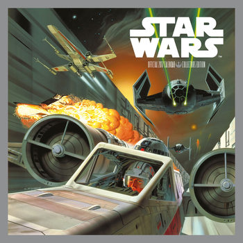 Calendário 2017 Star Wars