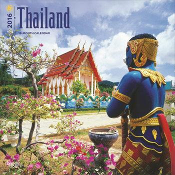 Calendário 2018  Thailand