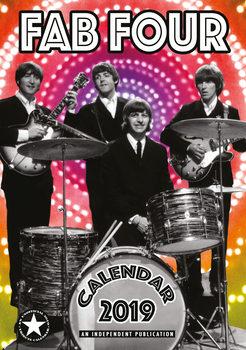 Calendário 2019  The Beatles