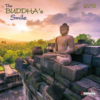 Calendário 2018 The Buddha's Smile